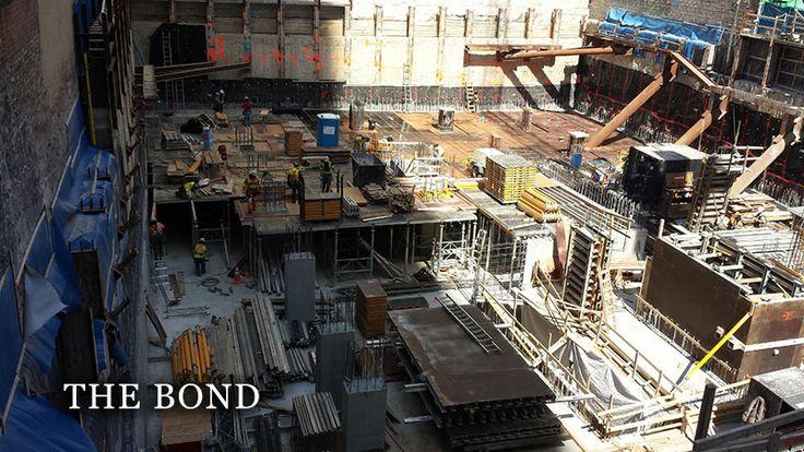 Construction update -- April 2014