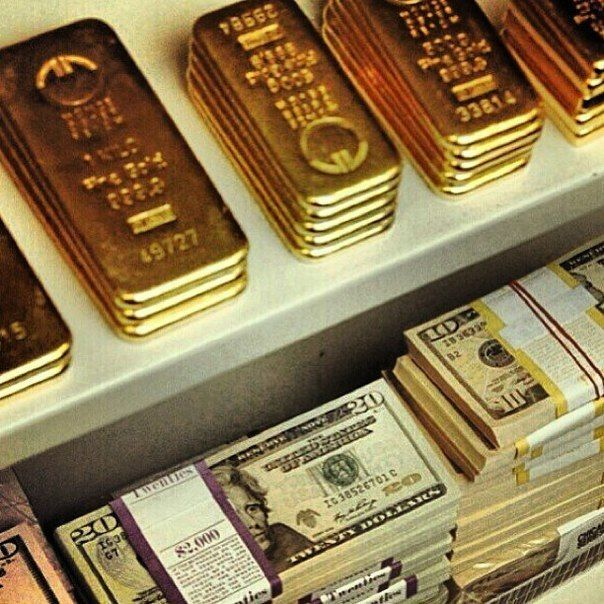 gold money rich i am my dream board pinterest