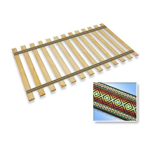 The Furniture Cove Full Size Custom Bed Slats Withnative Print