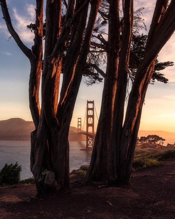 Golden Gate Bridge by Bruce Getty by San Francisco Feelings