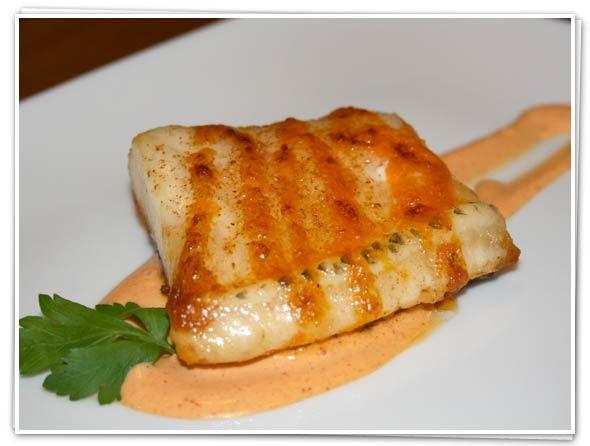 Spicy sea bass recipe for diabetics fish pinterest for Fish dish sherman oaks