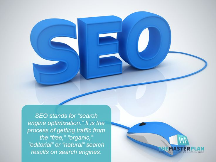 What is #SEO? #TheMasterplan