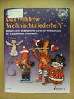 MANGEL Das fröhliche Weihnachtsliederheft für 1-2 Querflöte(n) Noten mit CD #…