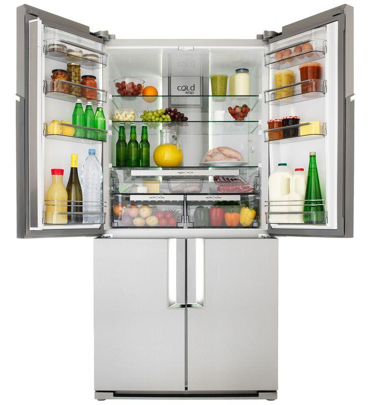 Best American Fridge Freezer Part - 37: Servis - FD91185SS - 4 Door - American Fridge Freezer