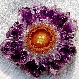 This image of an amazing Amethyst geode is from a Squidoo article