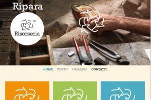 Risorseria www.risorseria.it Realizzazione siti web professionali, progetti e-commerce, web marketing e gestione social