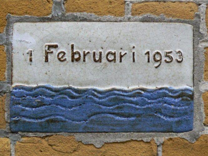 Gedenksteen 1953