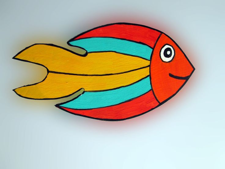 Imãs de geladeira - Peixes 034 / Magnets - Fishes 034
