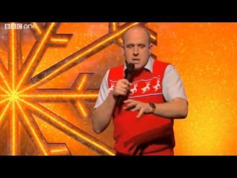 Tim Vine on John Bishop's BBC Christmas Show