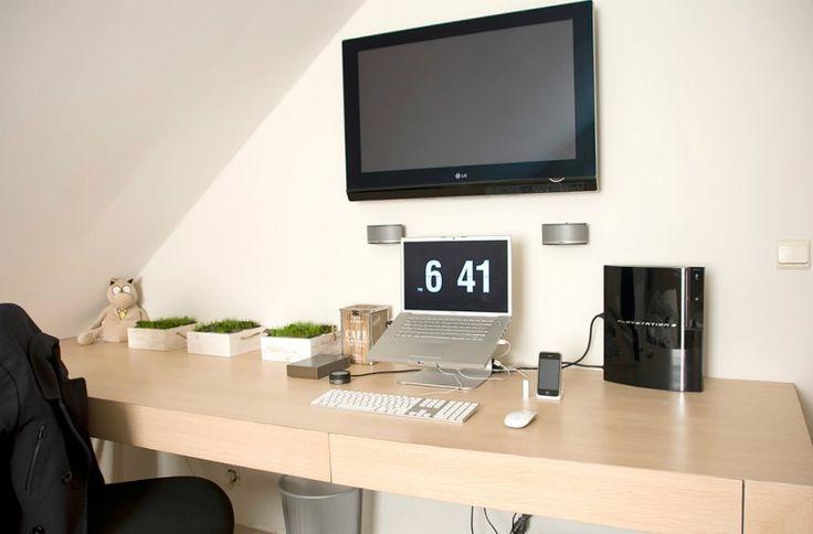 Стильные рабочие пространства (7)