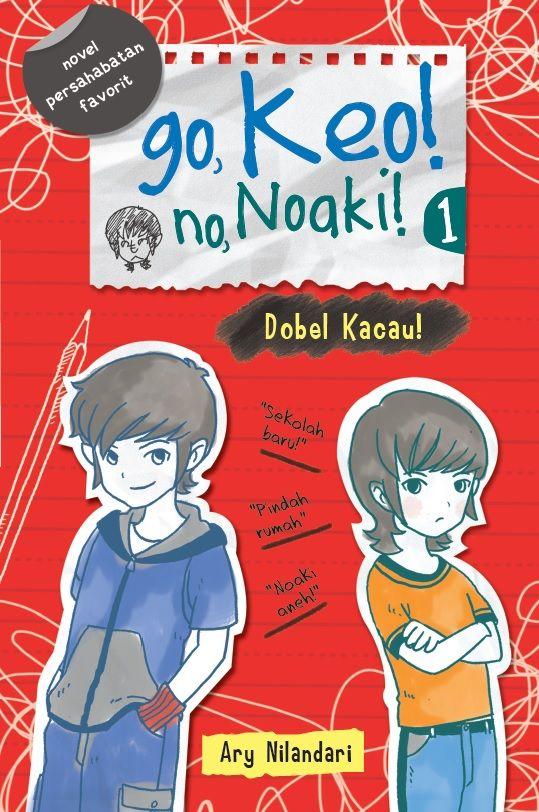 Go Keo No Noaki 1 by Ary Nilandari.