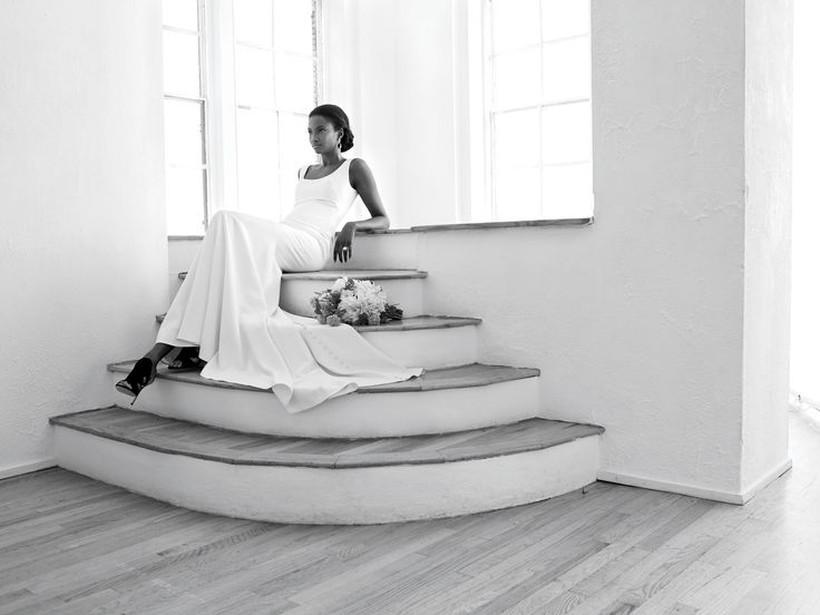Vintage-Inspired Wedding Dresses As Seen in The Knot Spring Issue  | Photo by: Sarra Fleur Abou-El-Haj | TheKnot.com