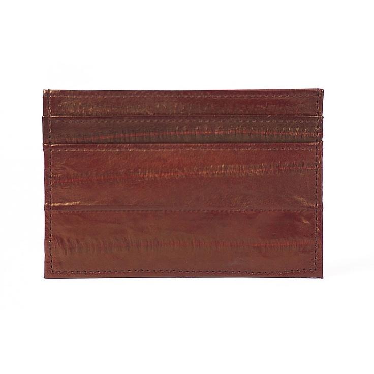 Makki Card Holder - Oxblood