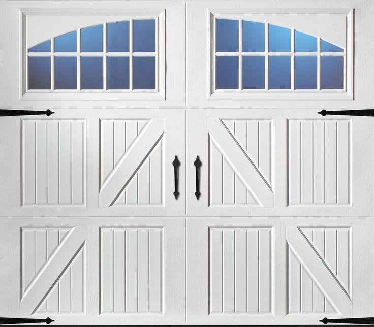1000 images about carriage doors on pinterest for 11 x 7 garage door