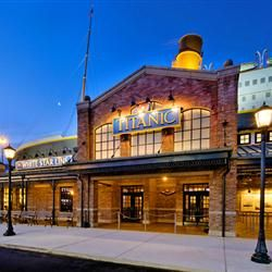 Titanic Museum - Pigeon Forge TN in Pigeon Forge, Tennessee