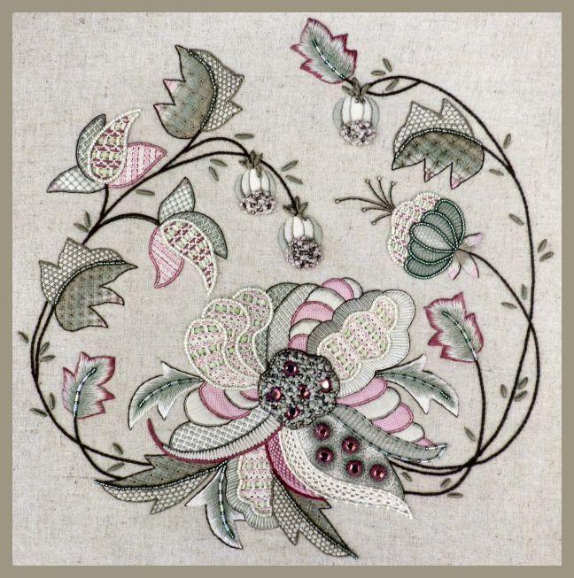 Best jacobean embroidery ideas on pinterest powwow
