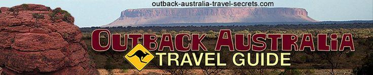 The Australian Outback - Ayers Rock, Uluru - Kata Tjuta National Park