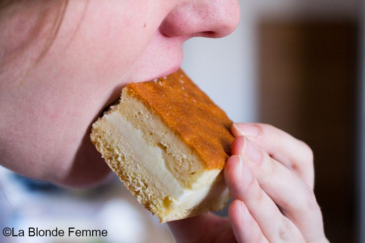 Gelato fiordilatte racchiuso da due soffici strati di torta al miele :)