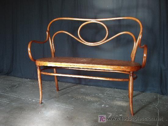 529 best sillas asientos chaises si ges images on - Muebles antiguos restaurados ...