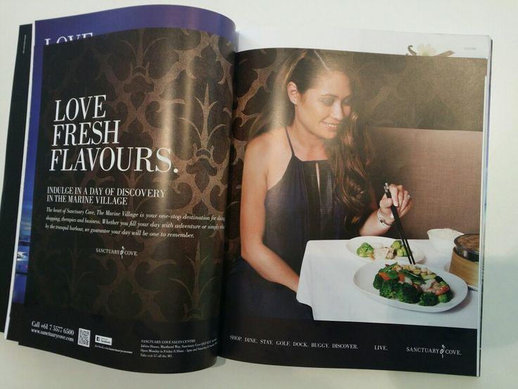 Love the new cove magazine