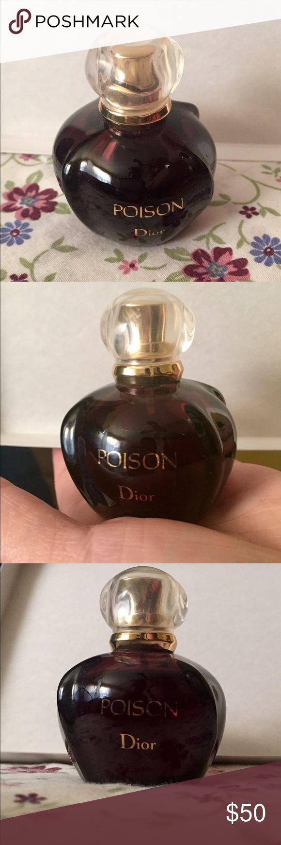 Vintage Dior Poison Reviews | Ville du Muy