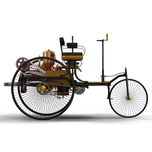 Benz Patent Motorwagen | Classical car | Pinterest | Motor ...