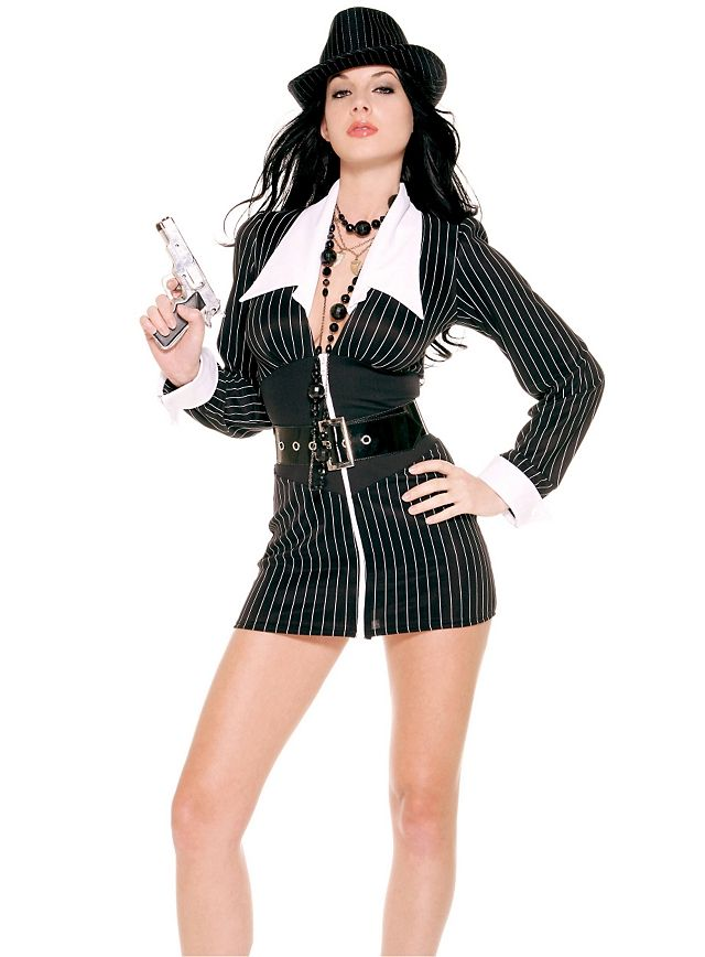 Miss Bonnie Costume