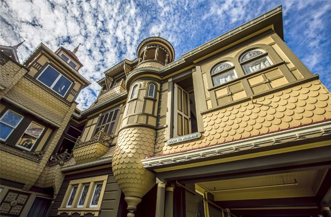 New Room Uncovered in the Winchester Mystery House