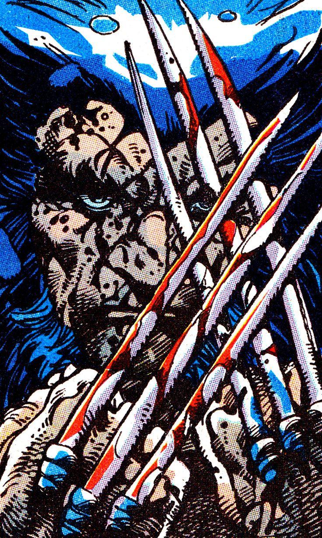 Weapon X - Barry Windsor-Smith
