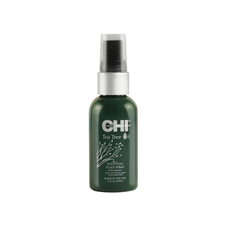 CHI Tea Tree Oil Soothing Scalp Spray 59ml.