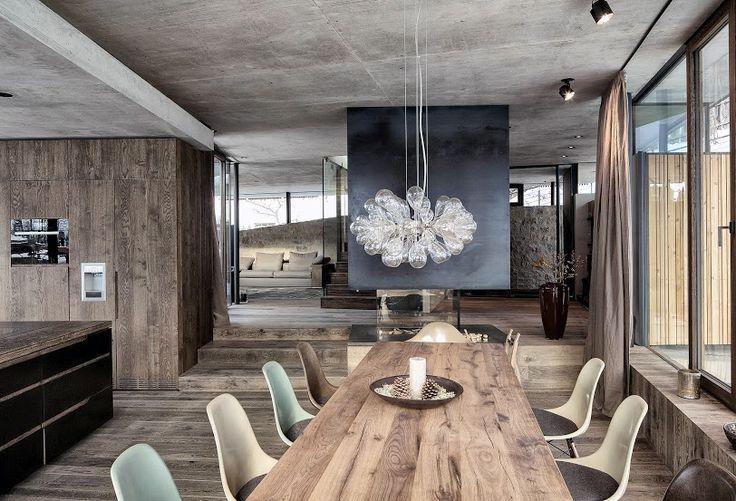 Moderní rezidence (by Gogl Architekten) Otevřené prostory, čisté linie, přírodní materiály a spousta dalších krás! http://interiorzine.com/2013/04/26/kitzbuhl-alps-integrated-into-the-living-space/ :-) Takhle to máme rádi. Život je o zážitcích. Dosahujte požitků skrze interiéry. Ach! S láskou k designu, Váš stále pilný a tvůrčí tým MYi http://www.myi.cz/