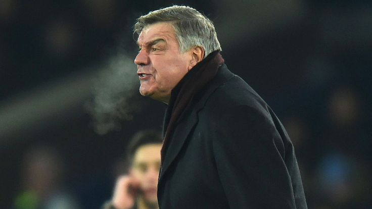 Sam Allardyce earns 4/10 as Everton sink lower in ugly draw with West Brom