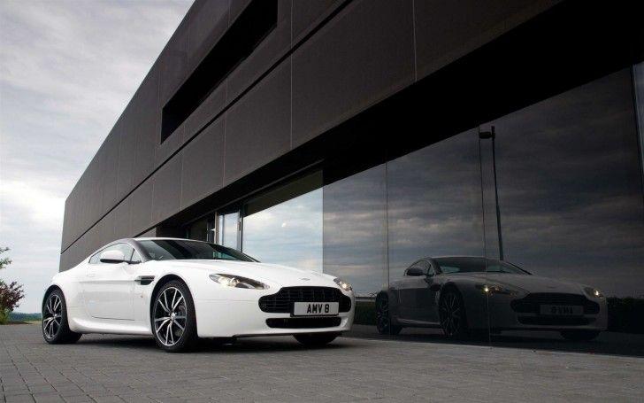 Aston Martin Wallpapers : 2010 Aston Martin V8 Vantage N420