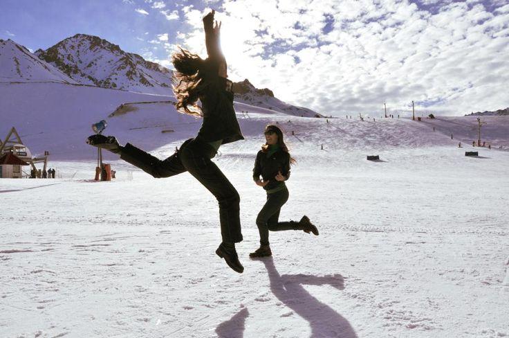 ¡Diversión en la nieve! Más info en www.facebook.com/viajaportupais