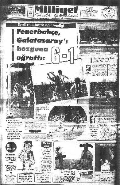 gs'lilerin bir başkan alışkanlığı 6 rakamı. 12.12.1976 / FB 6 - gs 1