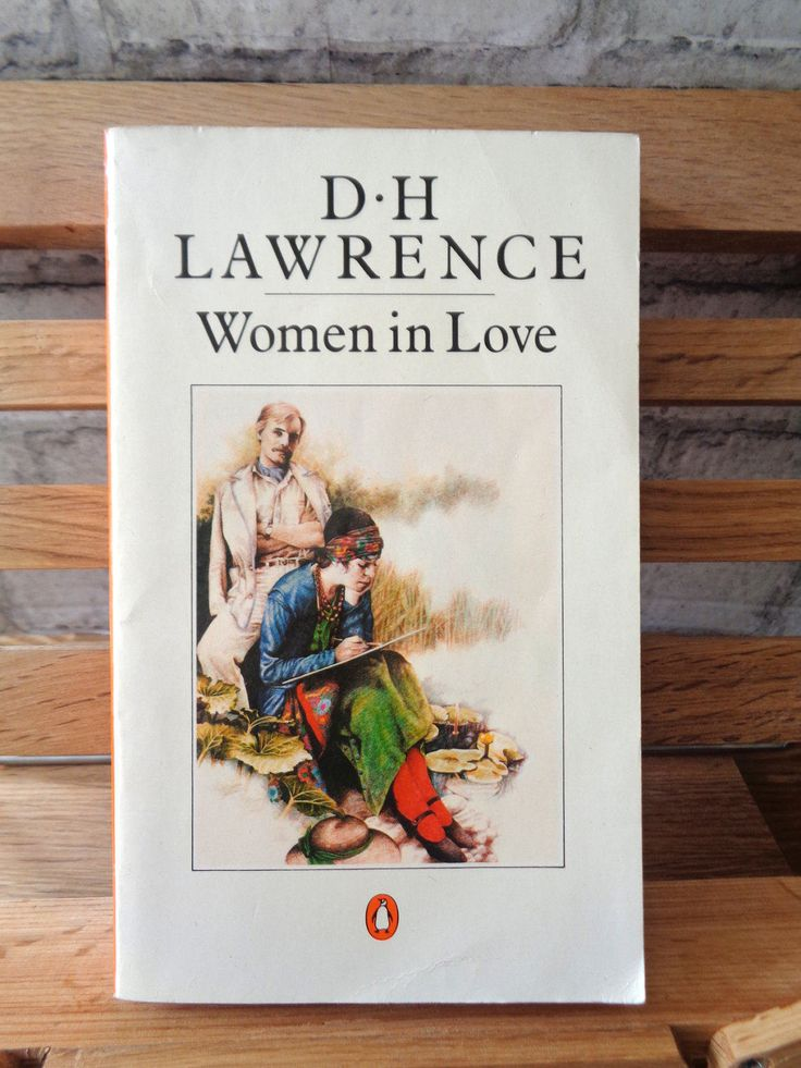 Vintage Penguin paperback DH Lawrence Women in Love society love lovemaking romantic novel tragedy romance English Literature The Rainbow by TrooperslaneBooks on Etsy