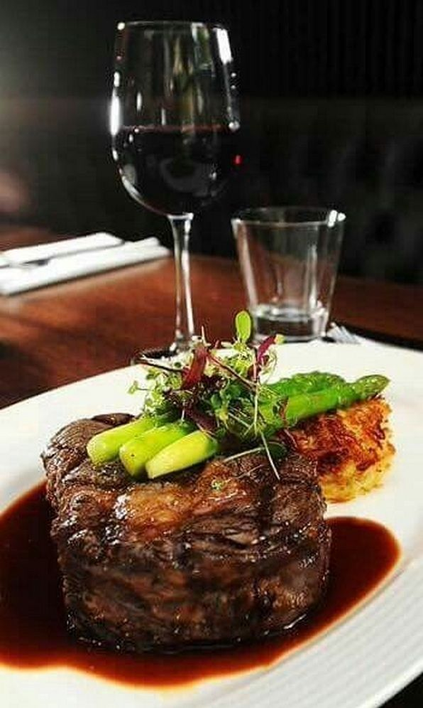Beef Recipes For Dinner Main Dishes 16 In 2020 Fine Dining Recipes Gourmet Recipes Food Presentation