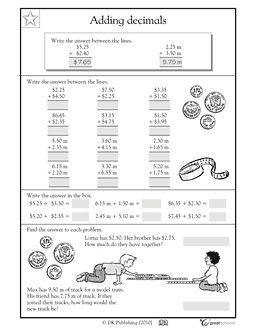 25 best ideas about adding decimals on pinterest adding decimals activity teaching fractions. Black Bedroom Furniture Sets. Home Design Ideas
