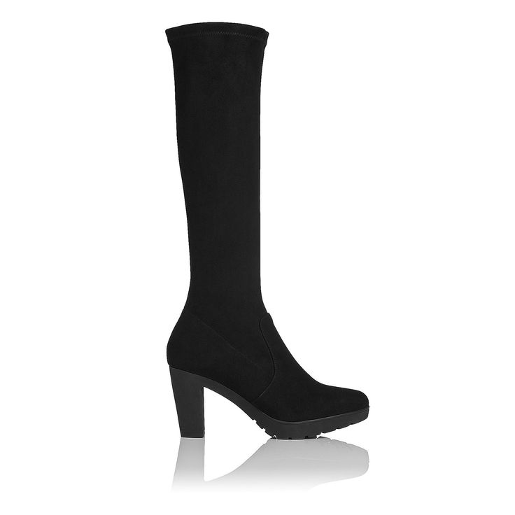 Minka Suede Knee High Boot | Sale | Collections | L.K.Bennett, London