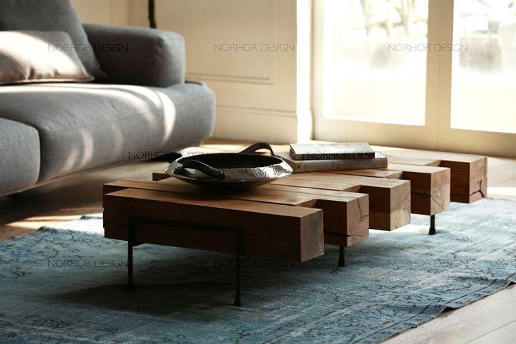 Современный чайный стол минималистский дерево журнальный столик ретро американский кантри, чтобы сделать старый кованый железный столик и Nordic небольшой прямоугольный личность - Taobao