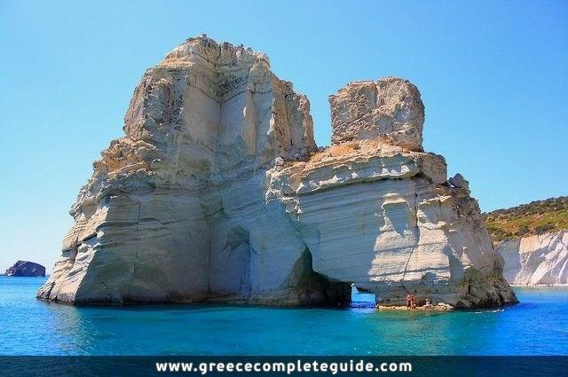Kleftiko Beach - Milos - #Cyclades