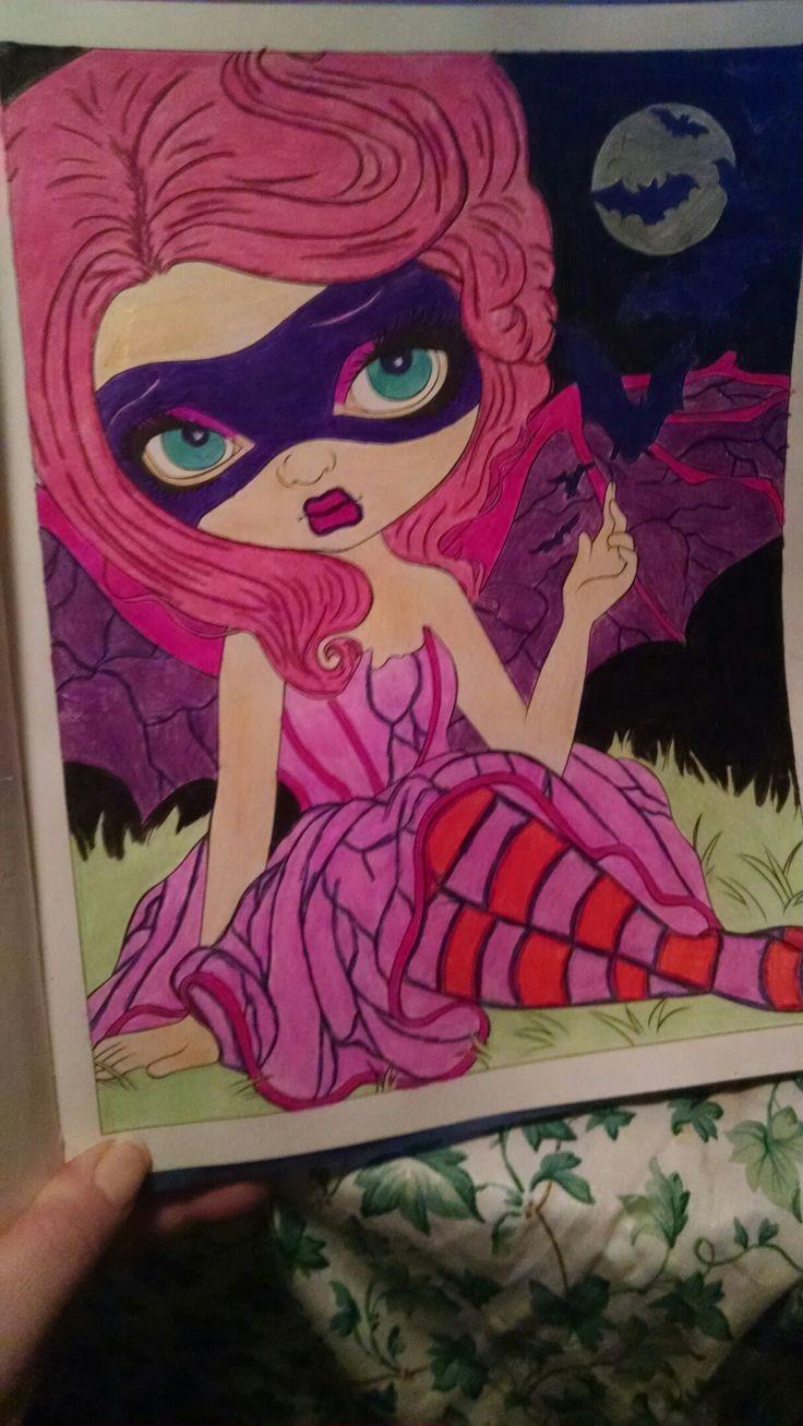 12 mejores imágenes de Jasmine Becket-Griffith coloring book en ...