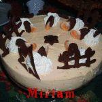 Cheesecake con clementine e cioccolato - http://www.food4geek.it/senza-categoria/cheesecake-con-clementine-e-cioccolato/