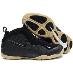 Nike Air Foamposite Pro Black Gold