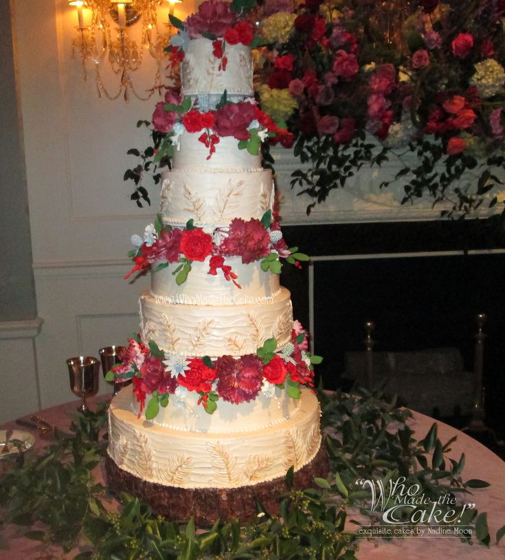 Buttercream Wedding Cakes And Desserts: 2253 Best Member Board: Cakes & Dessert Tables Images On