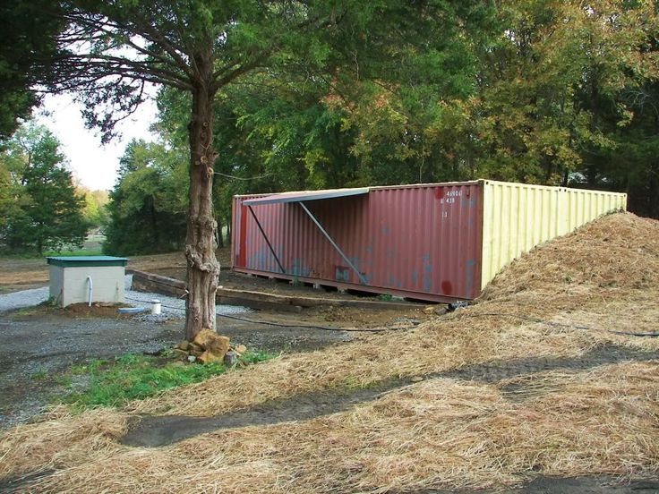 Storage Container Homes Underground ~ Http://lovelybuilding.com/ Advantages Of