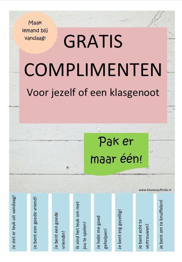 53 best images about complimentendag on pinterest