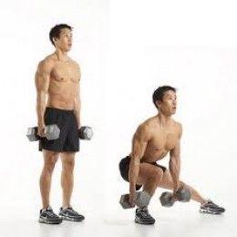 2012 Spartacus Workout