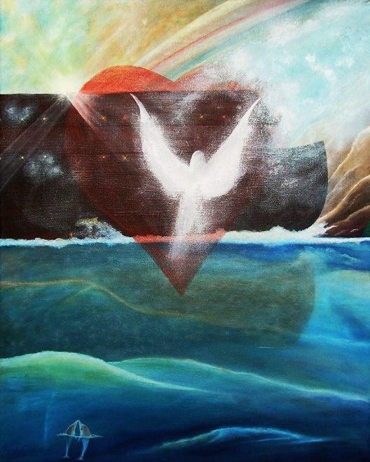 """ NOAH'S ARK "" by Artist Kevin Curtis Barr (513) 546-2537 Address: 405 Broadway Street, Suite 900, Cincinnati, Ohio 45202 Email: JesusBarr70@aol.com."