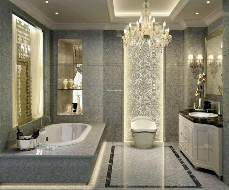 Luxury Bathroom Decor Ideas Great Notions Make Your Toilet Ealing And Captivating Using A Little Imagination An